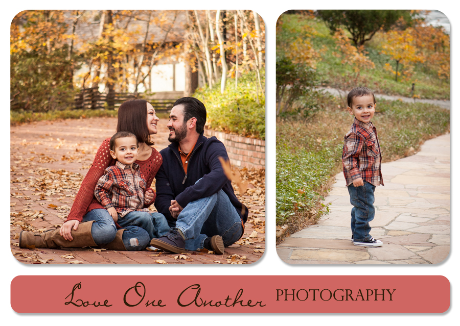 family pictures outdoors