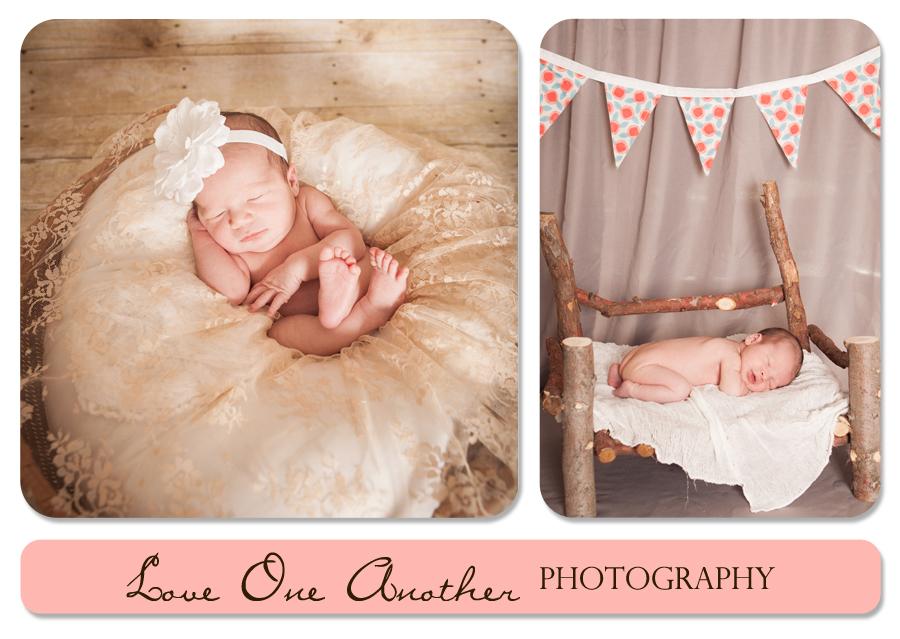 studio newborn pictures