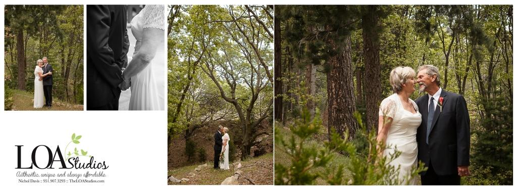 mountain wedding outdoor
