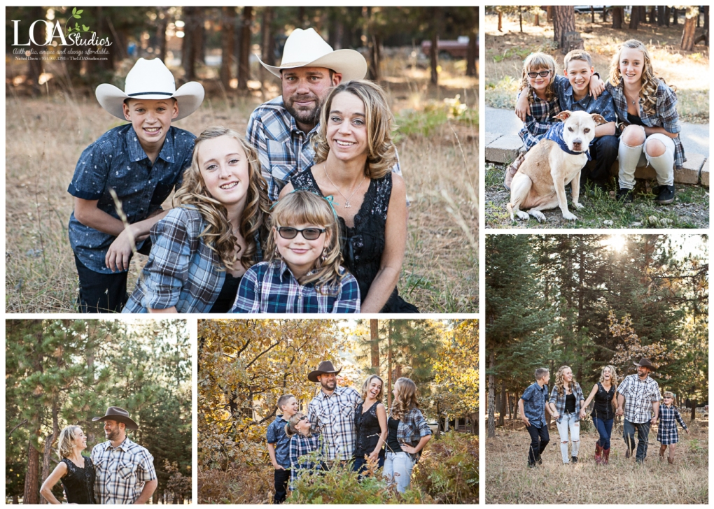 family of five pictures