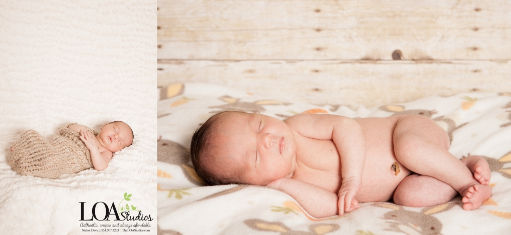 newborn little boy