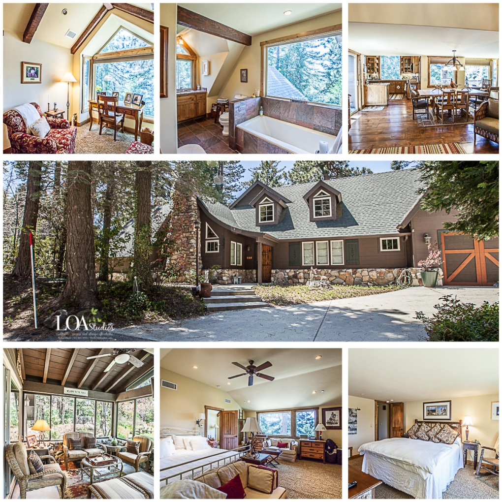 lake arrowhead real estate photography