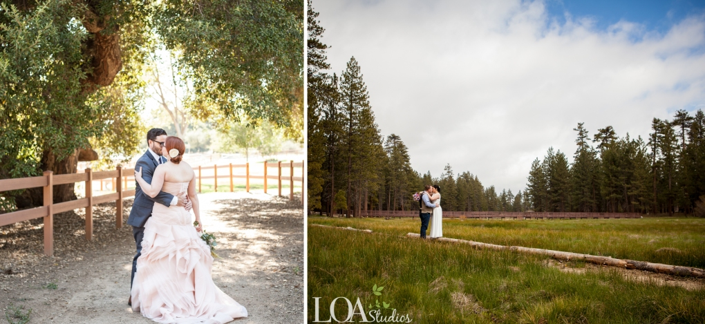 wedding photographer in the mountains