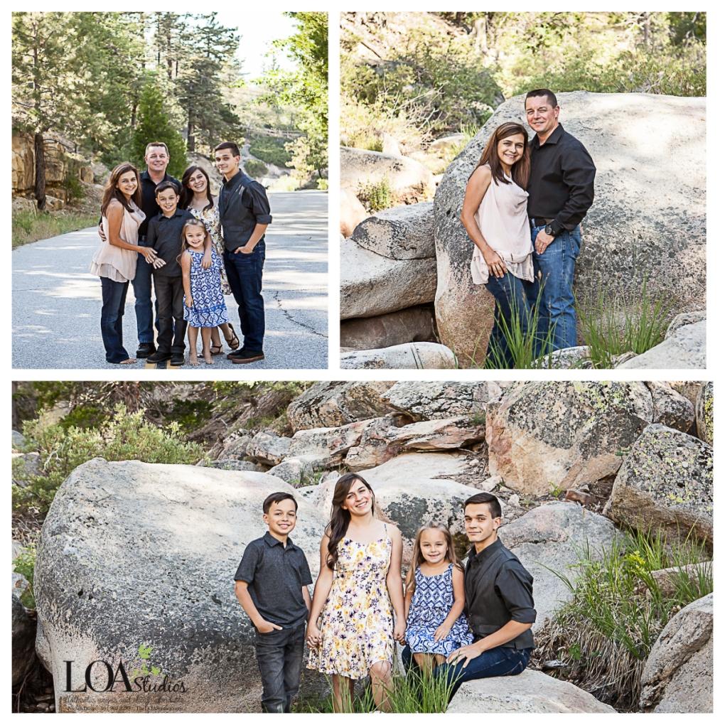 running springs family photographer