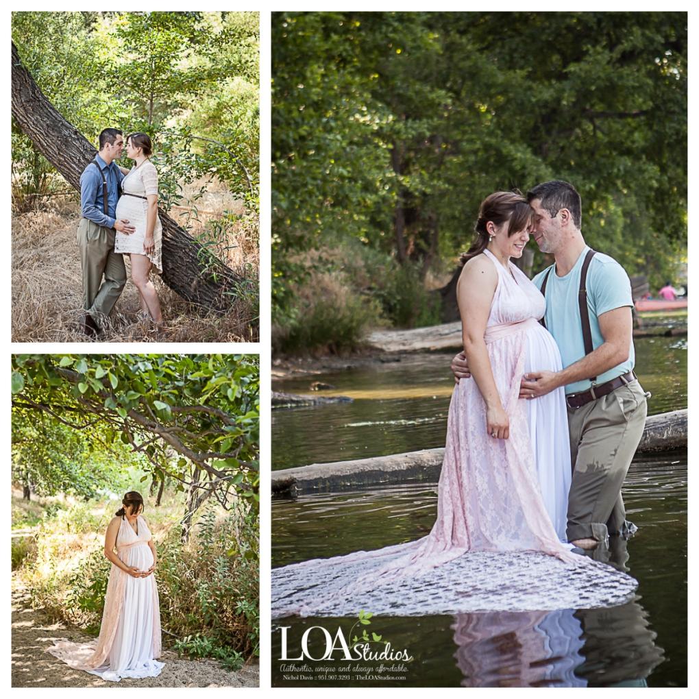 lake gregory maternity photographer