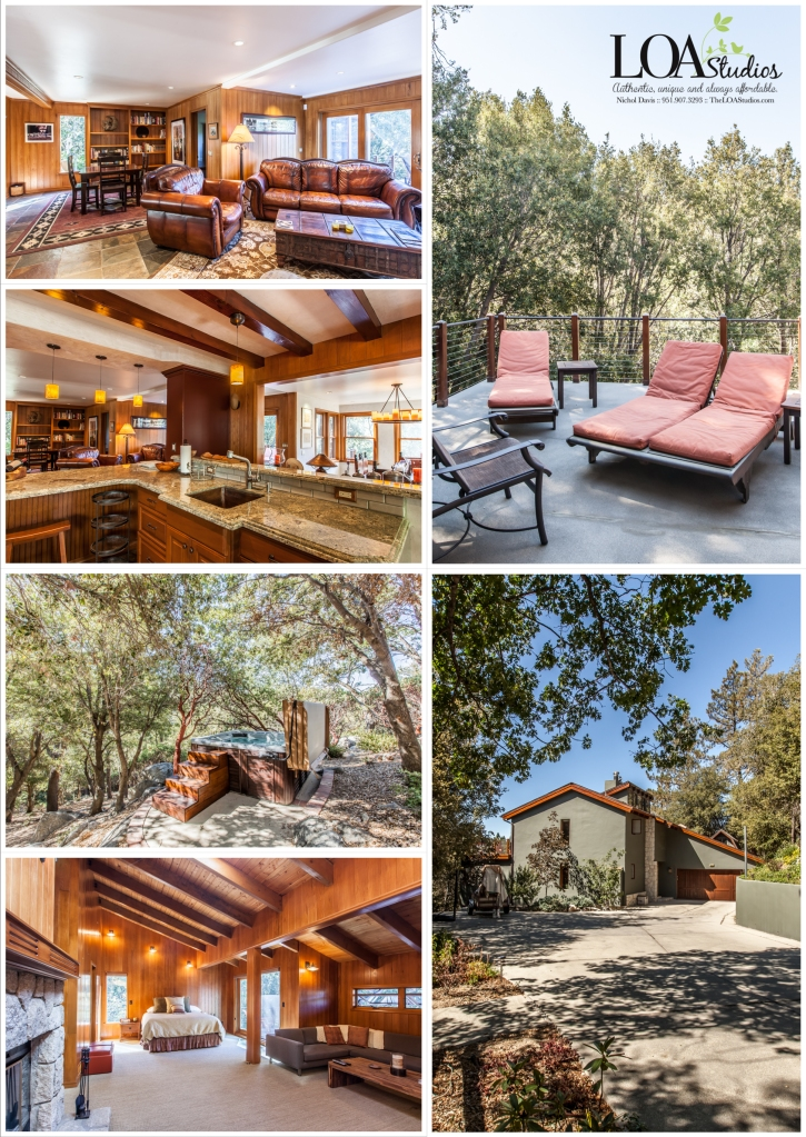 lake arrowhead real estate photographer