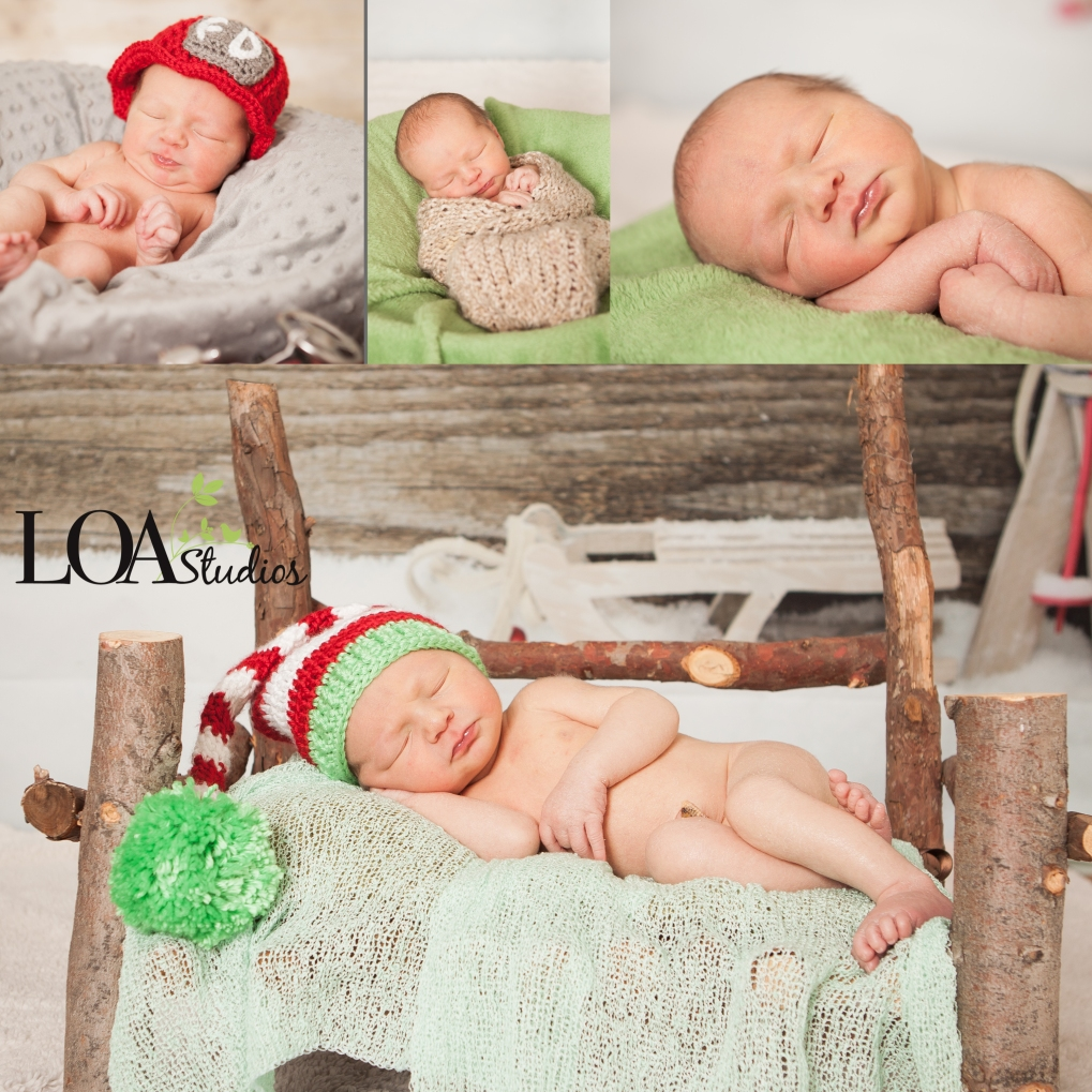 newborn photographer in th mountains