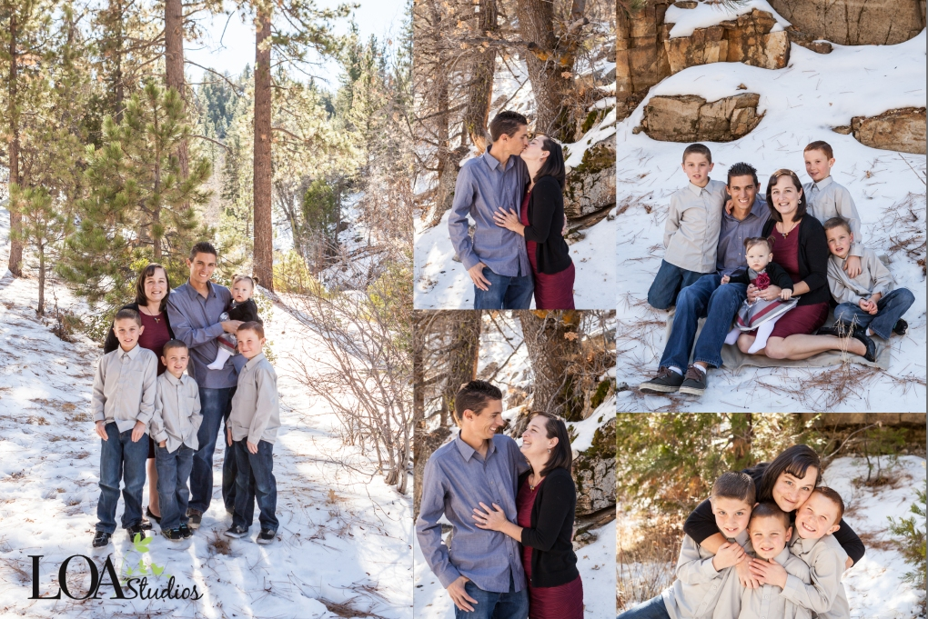 family photographer near lake arrowhead