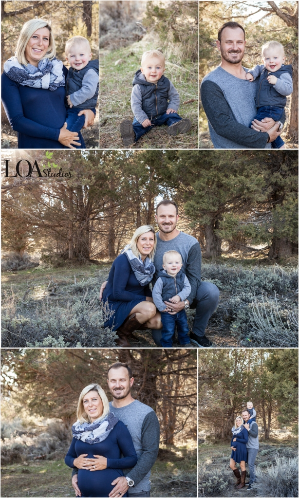 family pictures in big bear