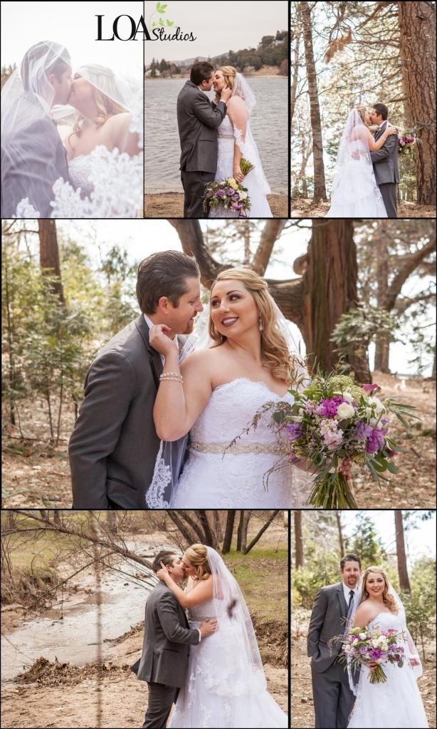 wedding photographer san moritz lodge crestline