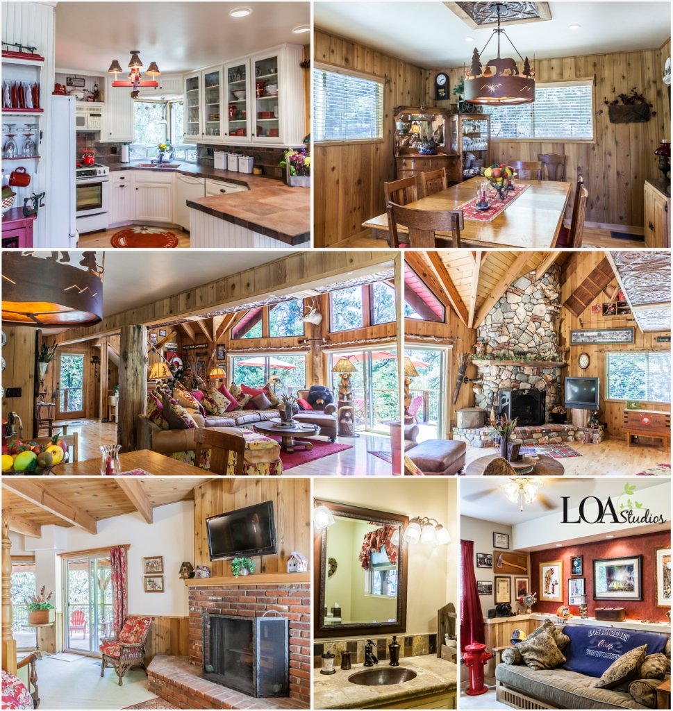 real estate photographer in lake arrowhead