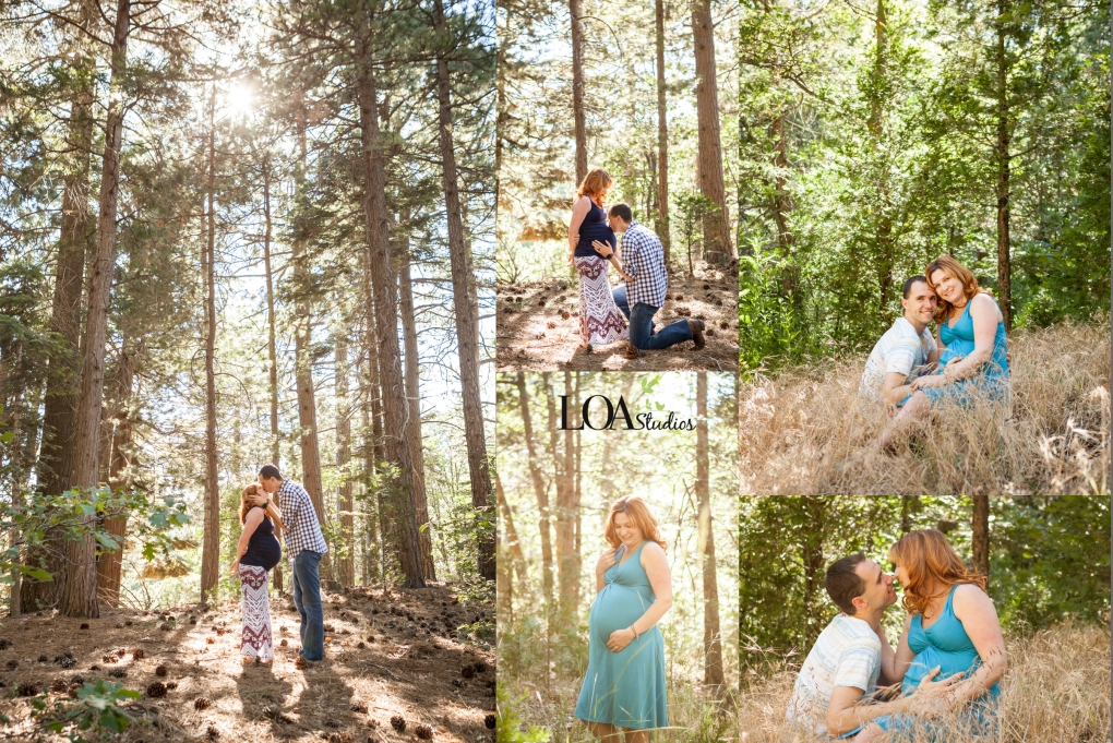 lake arrowhead maternity photographer