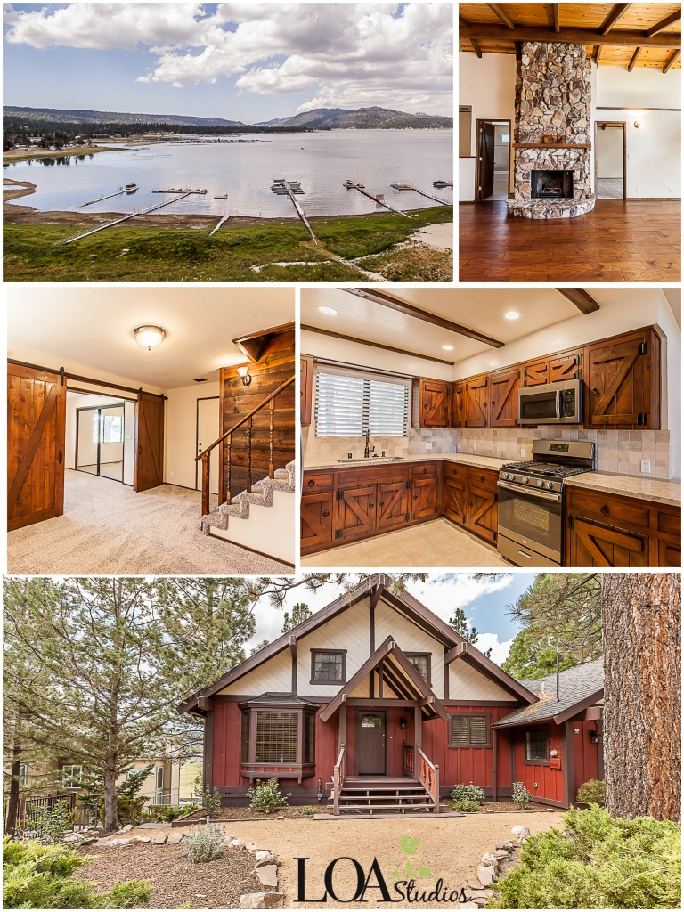 big bear real estate photographer