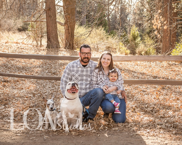 big bear family photographer