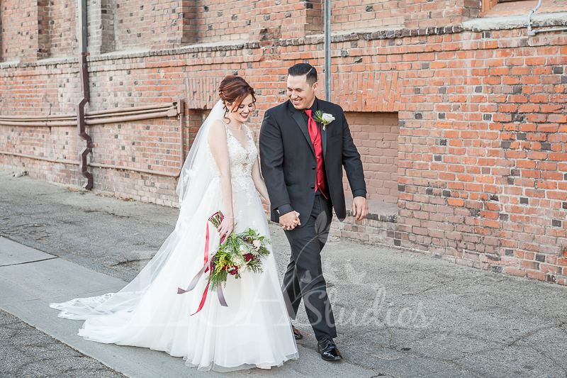 wedding downtown riverside